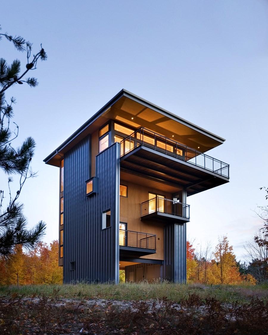 Glen Lake Tower by Balance Associates 03