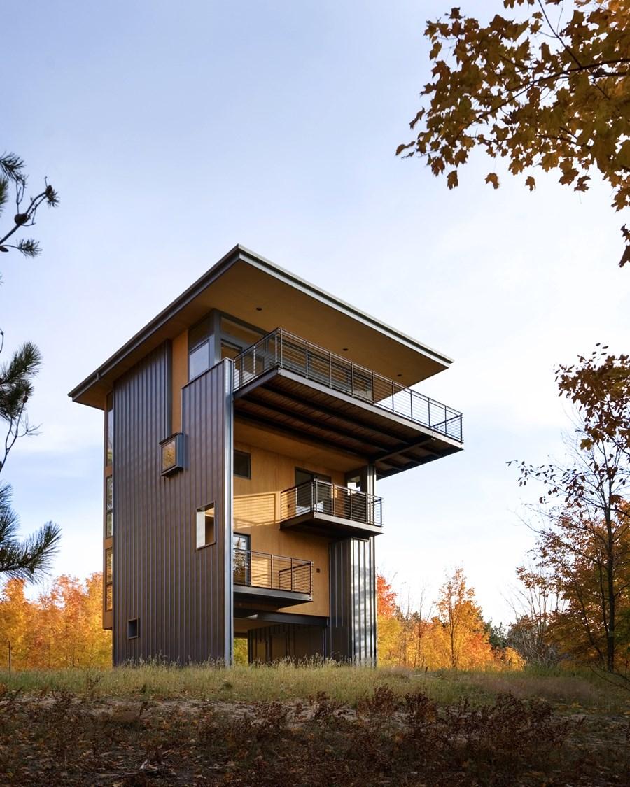 Glen Lake Tower by Balance Associates 18