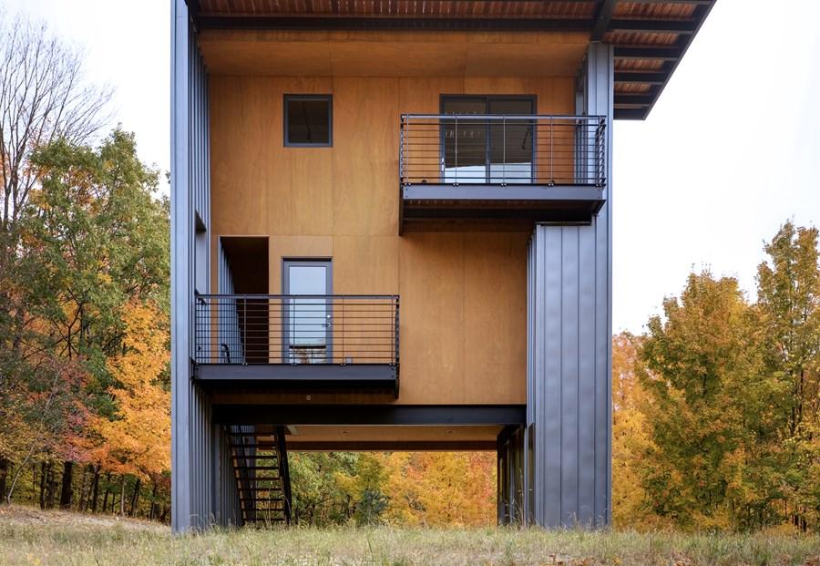 Glen Lake Tower by Balance Associates 19