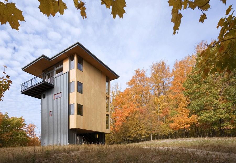 Glen Lake Tower by Balance Associates 22
