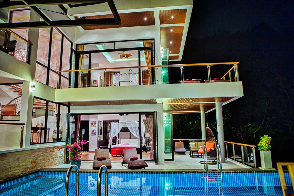 Grand Villa Luxury time, Phuket, Thailand 03