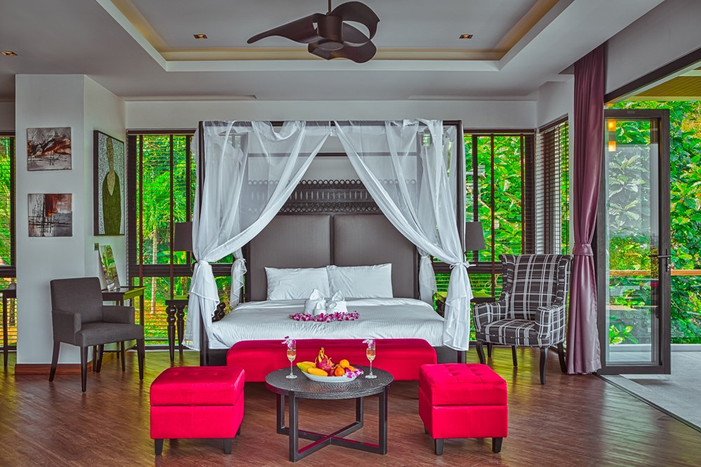 Grand Villa Luxury time, Phuket, Thailand 13