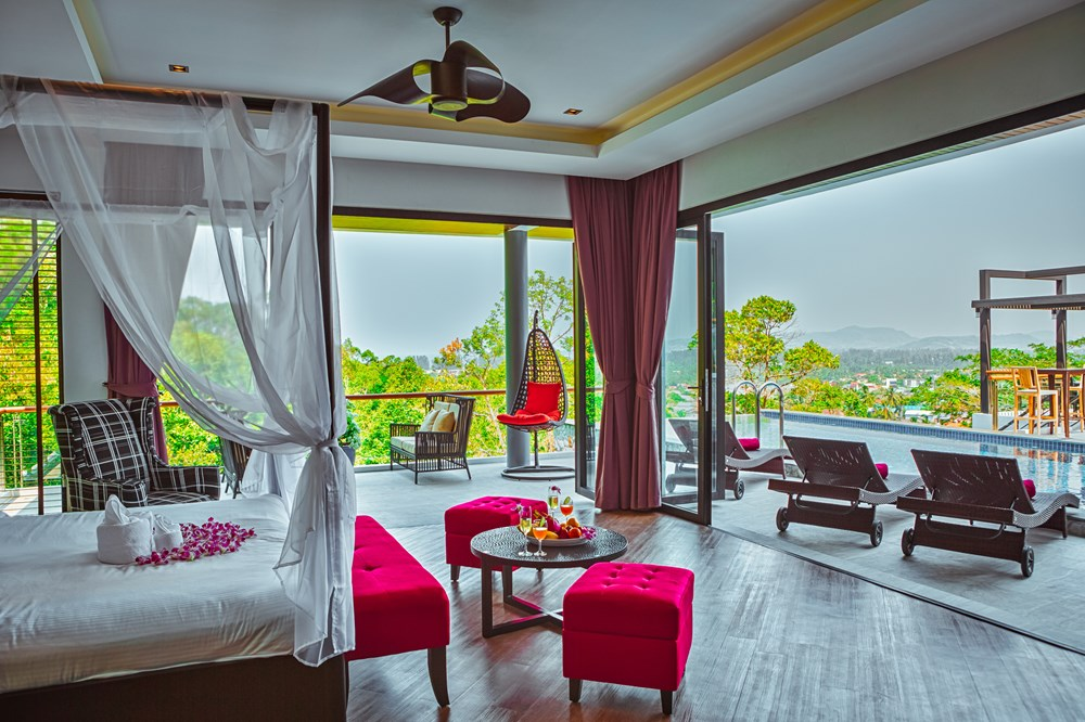 Grand Villa Luxury time, Phuket, Thailand 14