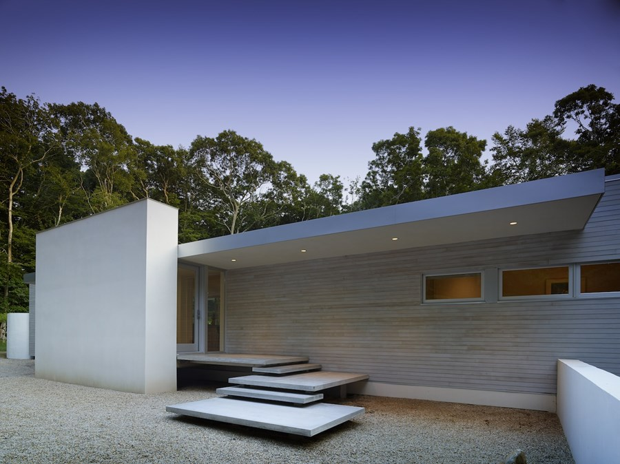 Green Woods House by Stelle Lomont Rouhani Architects 11