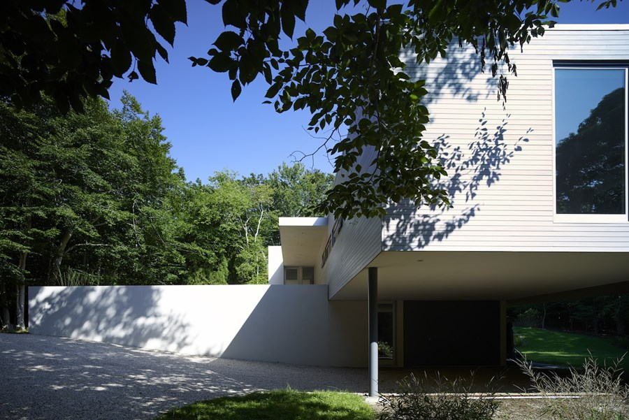 Green Woods House by Stelle Lomont Rouhani Architects 14