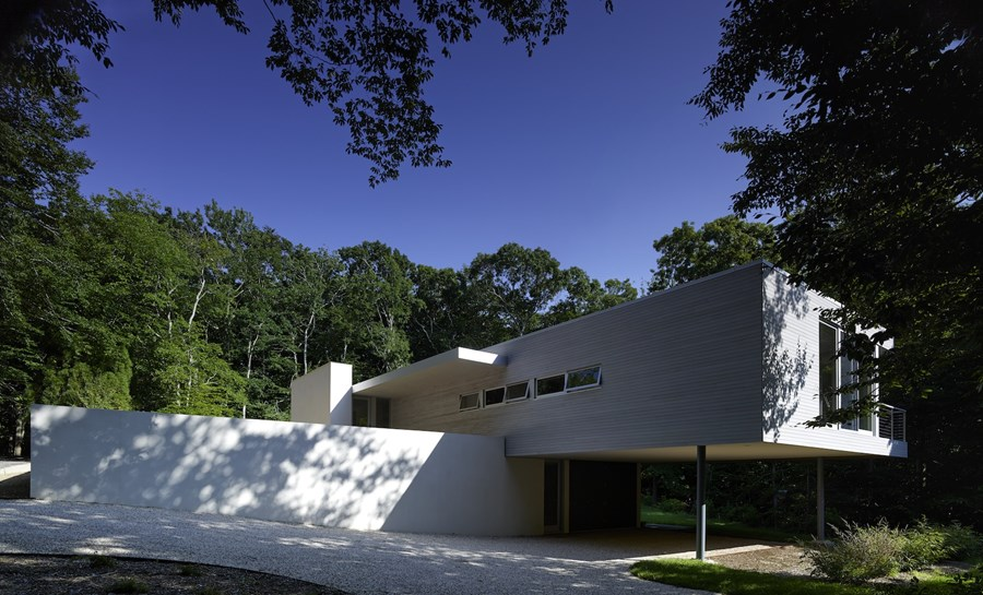 Green Woods House by Stelle Lomont Rouhani Architects 15