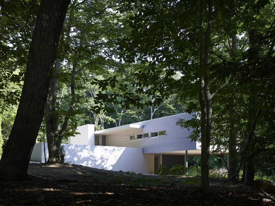 Green Woods House by Stelle Lomont Rouhani Architects 16