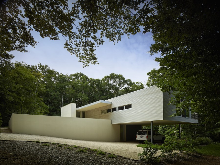 Green Woods House by Stelle Lomont Rouhani Architects 18