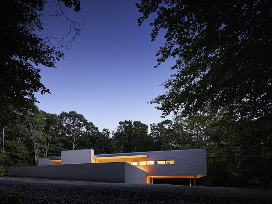 Green Woods House by Stelle Lomont Rouhani Architects 19