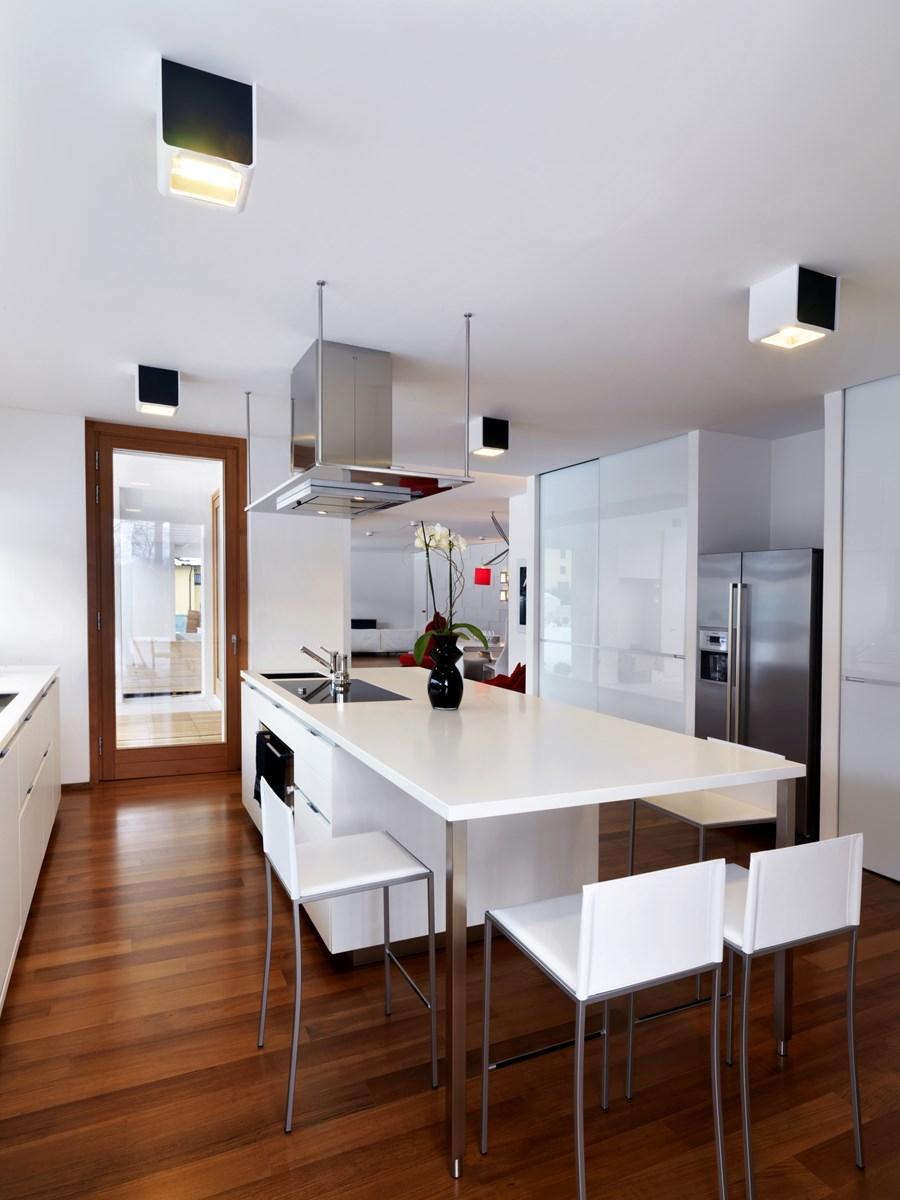 Horizontal space by damilano studio architects 03 - Residence horizontal space damilano studio ...