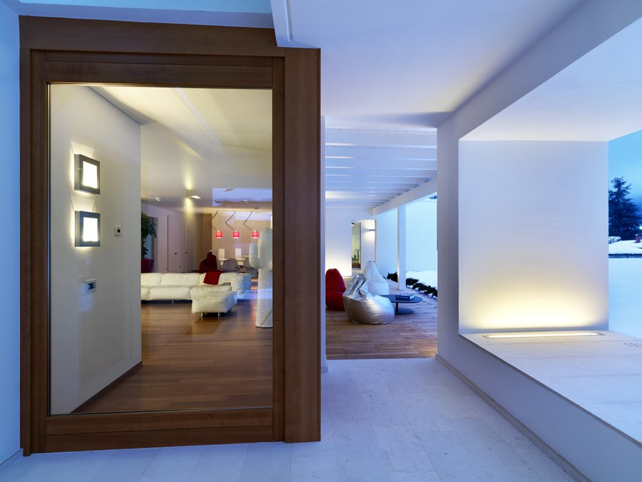 Horizontal space by damilano studio architects myhouseidea for The space studio architects