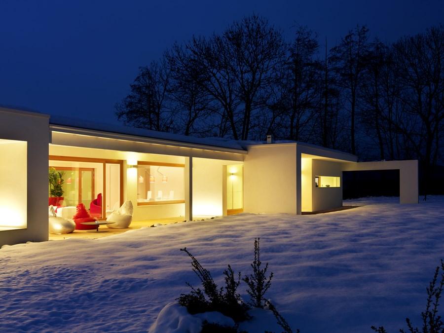 Horizontal space by damilano studio architects myhouseidea - Residence horizontal space damilano studio ...