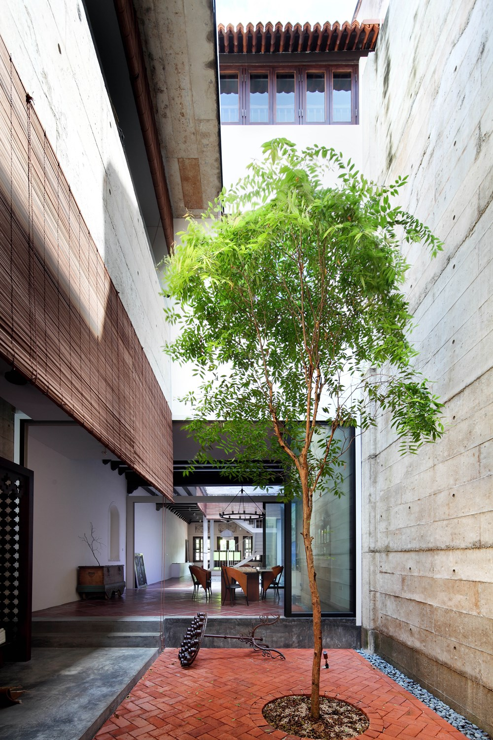 House at Neil Road by ONG&ONG 15