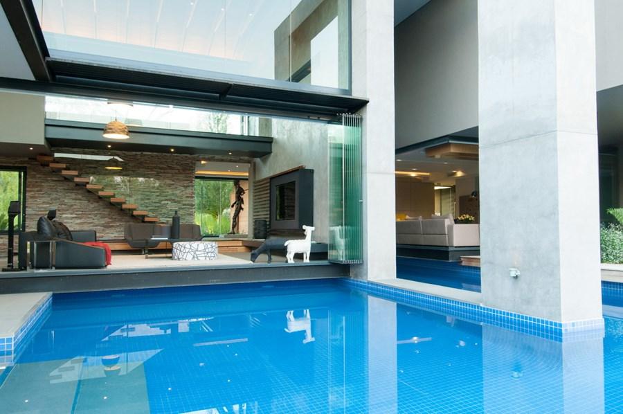 House in Blair Atholl by Nico van der Meulen Architects 03