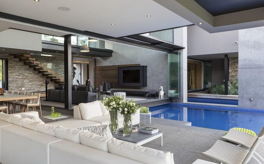 House in Blair Atholl by Nico van der Meulen Architects 05
