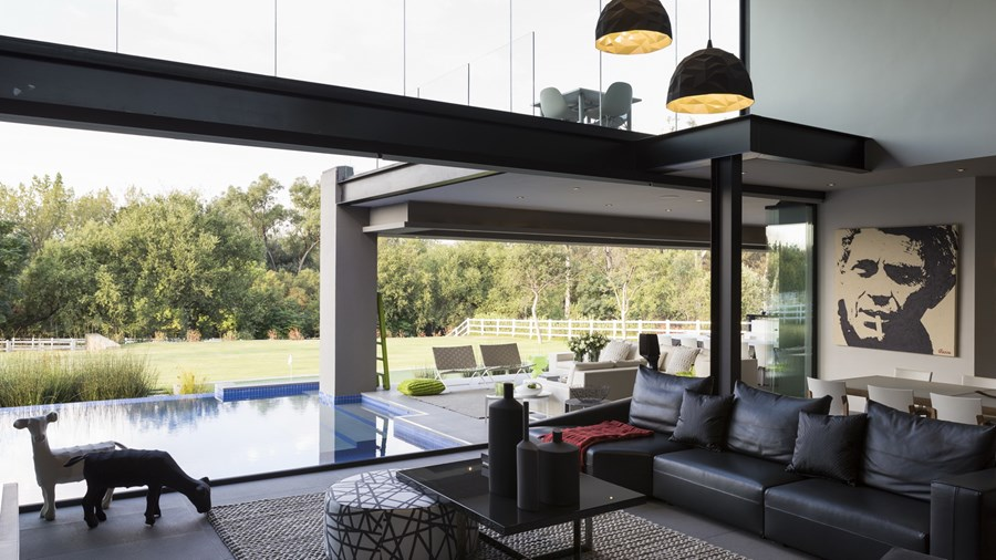 House in Blair Atholl by Nico van der Meulen Architects 06