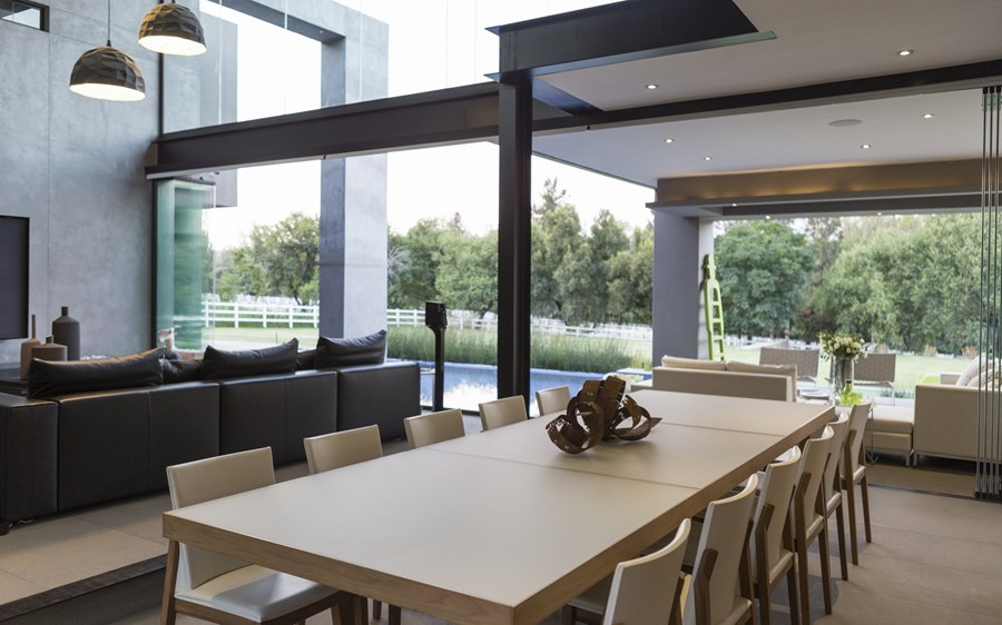 House in Blair Atholl by Nico van der Meulen Architects 09