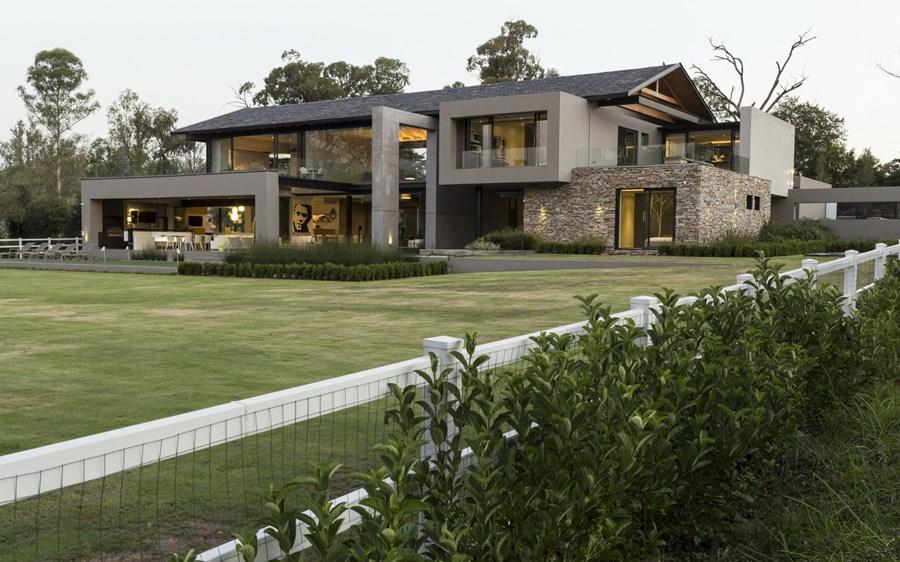 House in Blair Atholl by Nico van der Meulen Architects 29