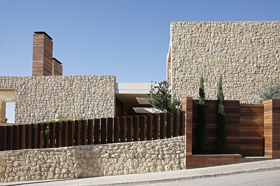 House in Monasterios by Ramon Esteve 28