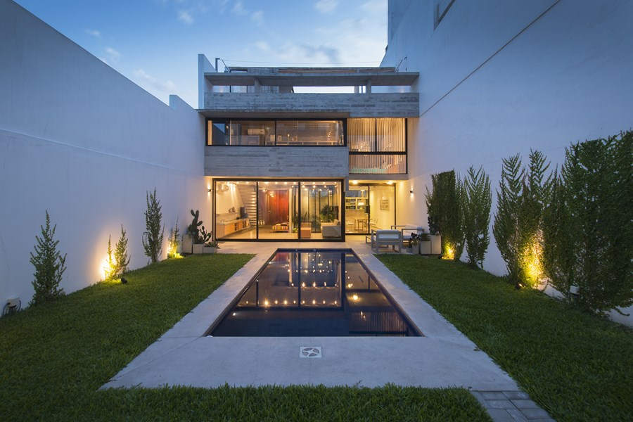 Houses Conesa by Luciano Kruk 01