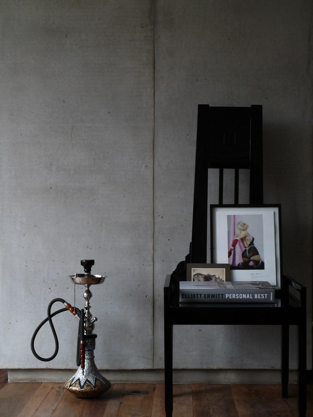 Houssein flat by Triptyque 25
