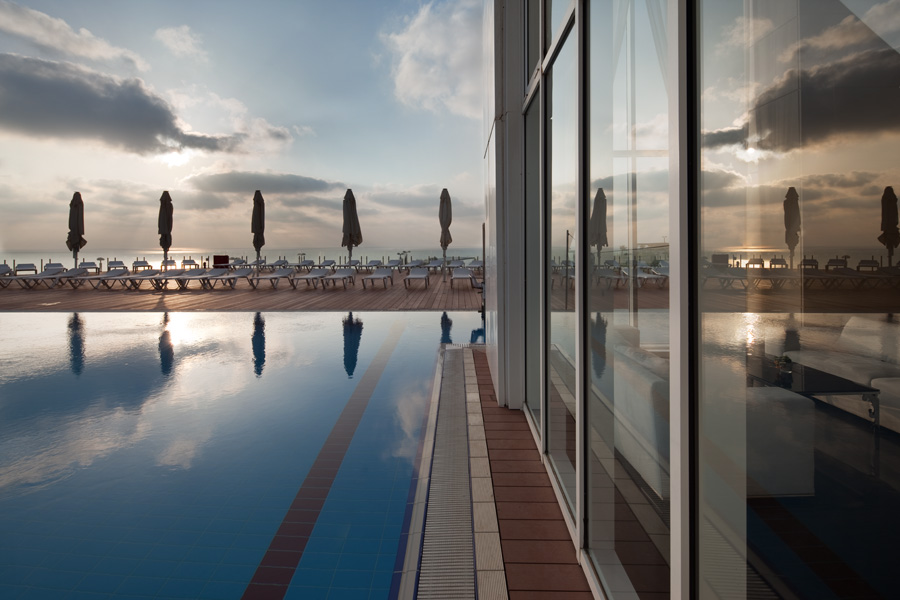 Island Hotel Netanya by Faigin Architects 04