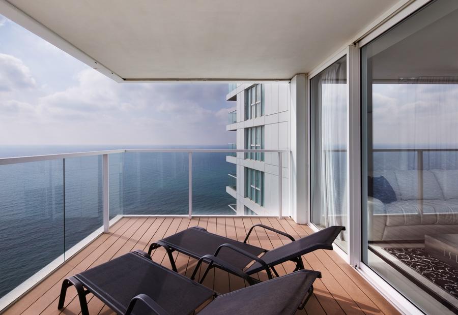 Island Hotel Netanya by Faigin Architects 08