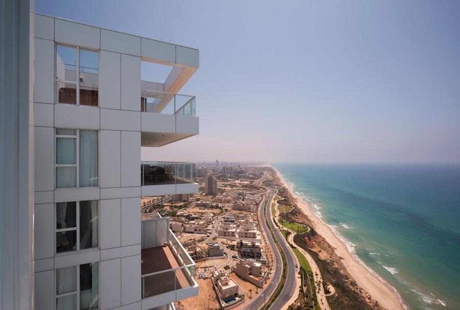 Island Hotel Netanya by Faigin Architects 10