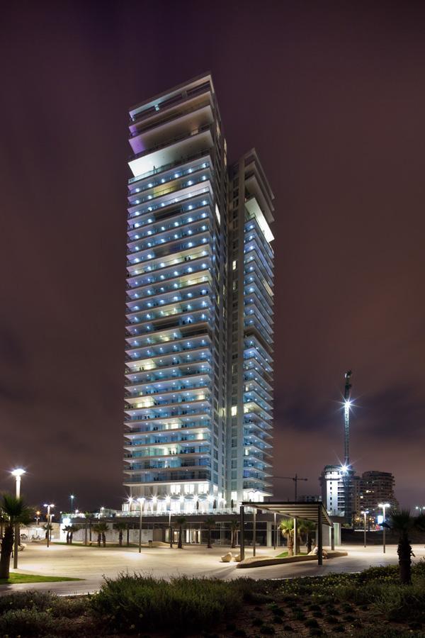 Island Hotel Netanya by Faigin Architects 14