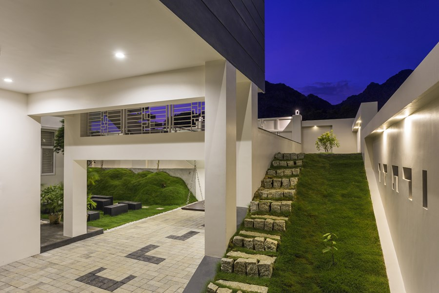 Jose Anand house by Designpro Architects 19