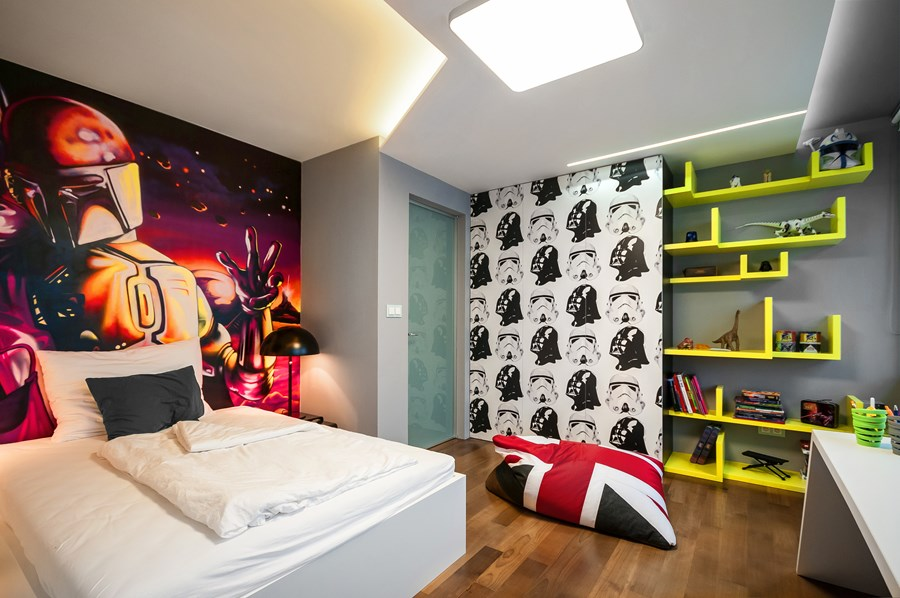 Kid's Cribs by Rado Rick Designers 09