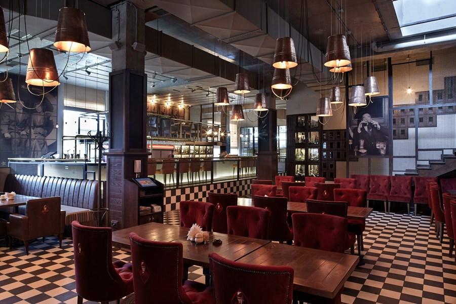 Kumpel restaurant by ARS-IDEA 04