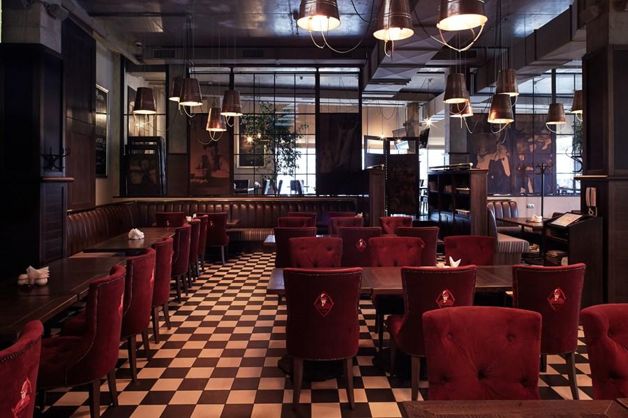 Kumpel restaurant by ARS-IDEA 06