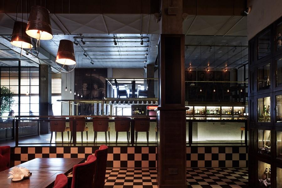 Kumpel restaurant by ARS-IDEA 07