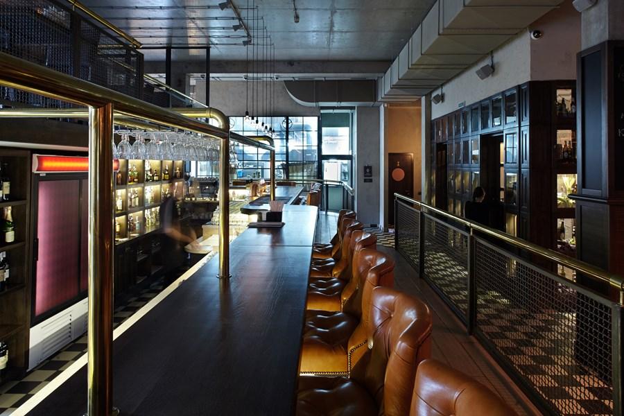 Kumpel restaurant by ARS-IDEA 08