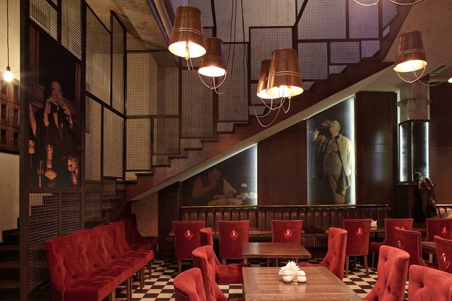 Kumpel restaurant by ARS-IDEA 09