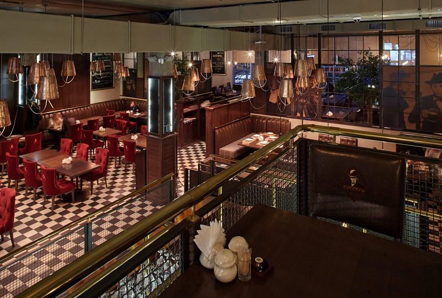 Kumpel restaurant by ARS-IDEA 12