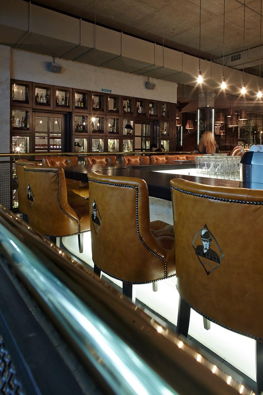 Kumpel restaurant by ARS-IDEA 13