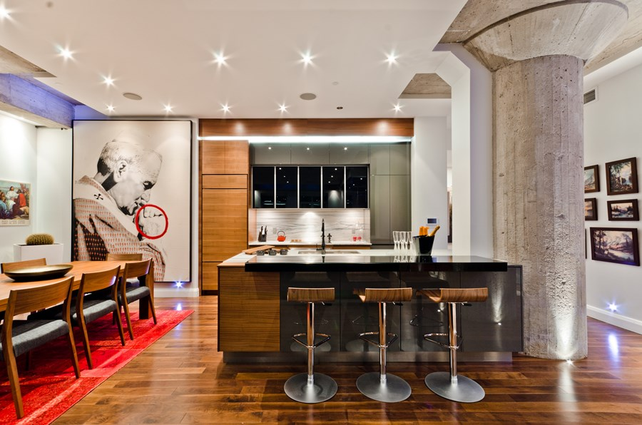Loft Old Montreal By ActDesign 04