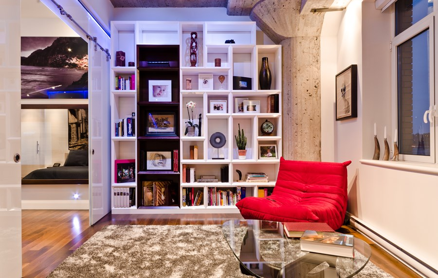 Loft Old Montreal By ActDesign 06