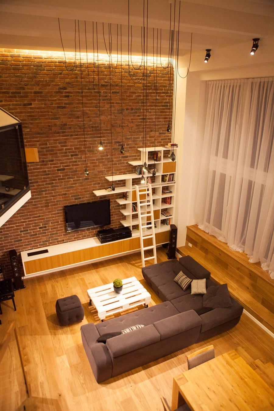 Loft Vilniuje by In Arch 07