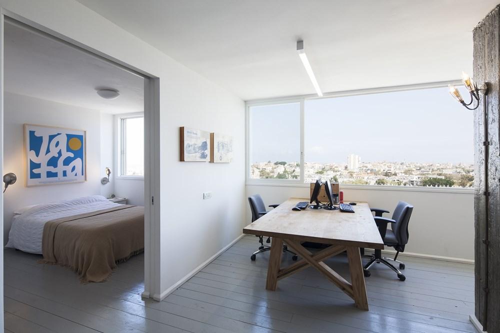 Loft above Jaffa by Henkin Shavit Architecture & Design 05