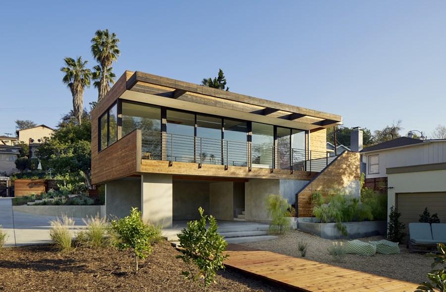 Morris House by Martin Fenlon Architecture 08