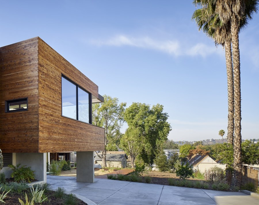 Morris House by Martin Fenlon Architecture 09