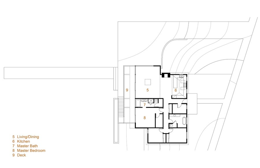 Morris House by Martin Fenlon Architecture 11