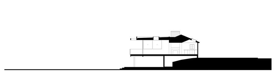 Morris House by Martin Fenlon Architecture 12