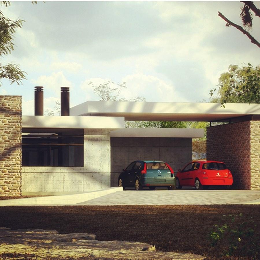 Mountain House by Dardo Molina 09