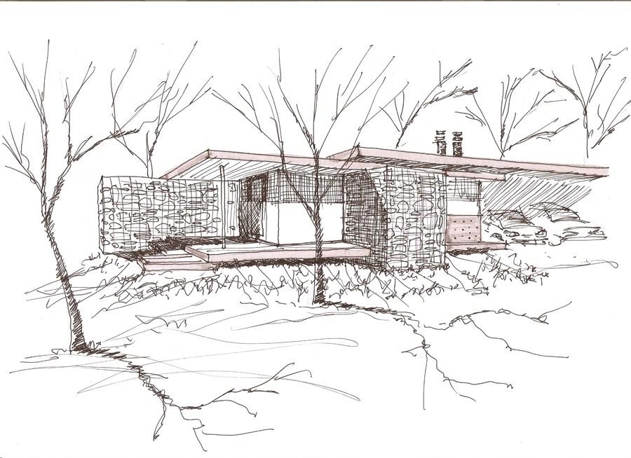 Mountain House by Dardo Molina 12