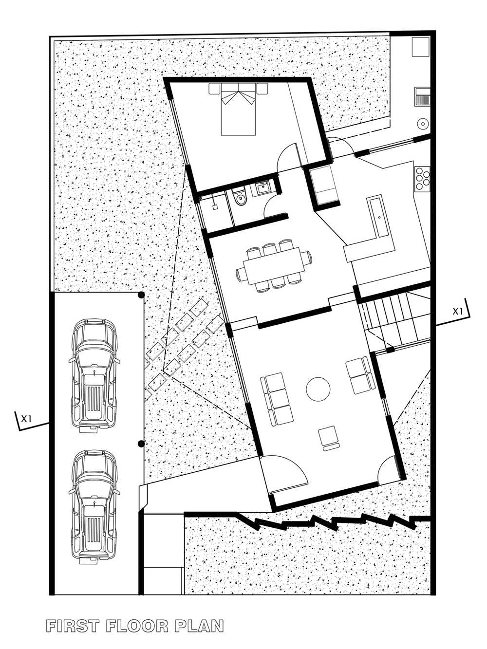NEST House by Gerardo Ars Arquitectura 20
