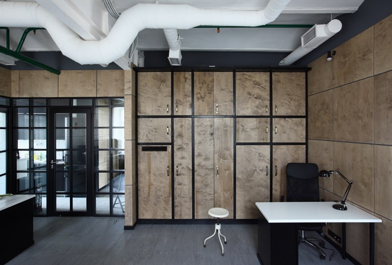 Office film company by Korneev Design 16